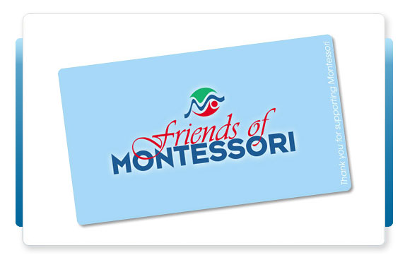 Friends of Montessori Fundraiser Cards